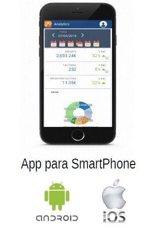 disponible para android y Apple iOS