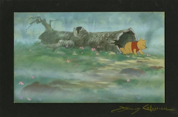 Winnie Pooh Concept Painting - Id Aprwinnie5235 Van