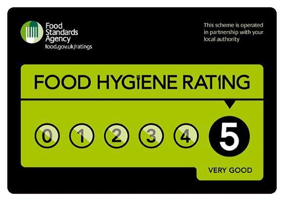 5-star-food-hygiene-rating