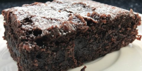 vegan-chocolate-fudge-brownies