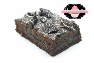 vegan oreo fudge brownies Vegan Oreo Fudge Brownies IMG 8347