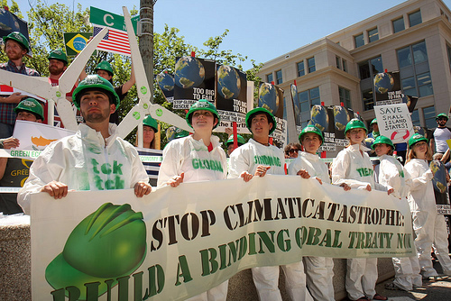 stop climate catastrophe