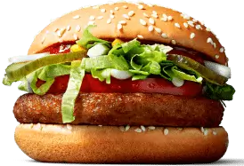 McDonald's - A Vegan Guide