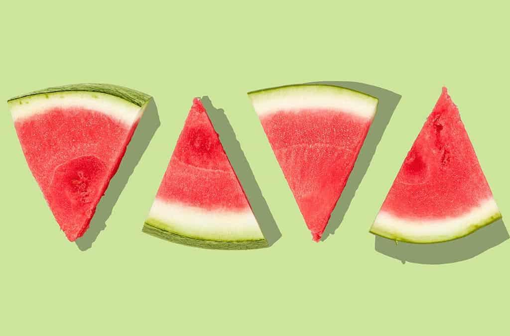Watermeloen - 7x de voordelen