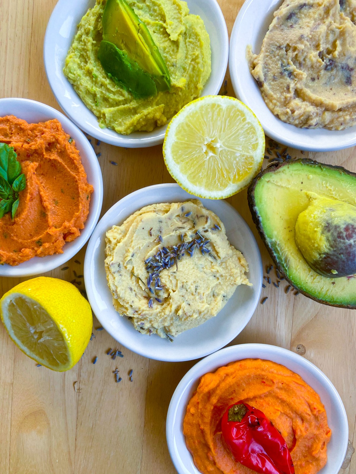 How to make hummus 5 different ways