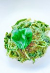 3 different ways to eat raw zoodles - avocado basil
