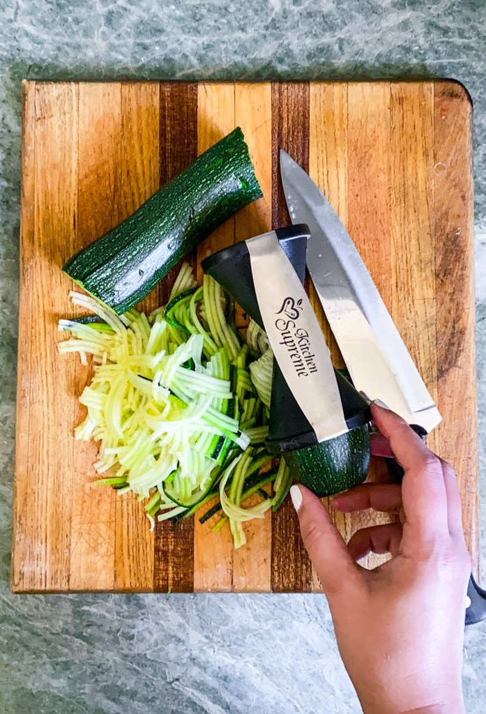 kitchen supreme spiralizer
