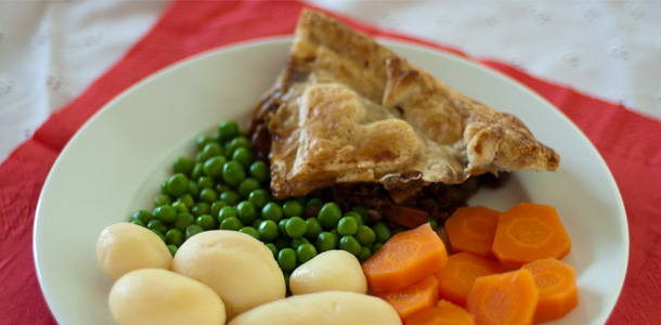 Hearty Pie