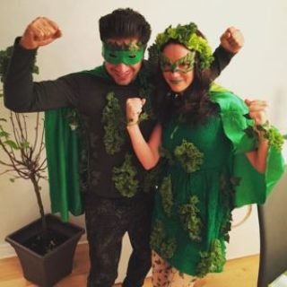costume couple super chou kale