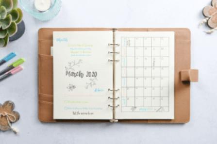 bullet journal my hapiness passport