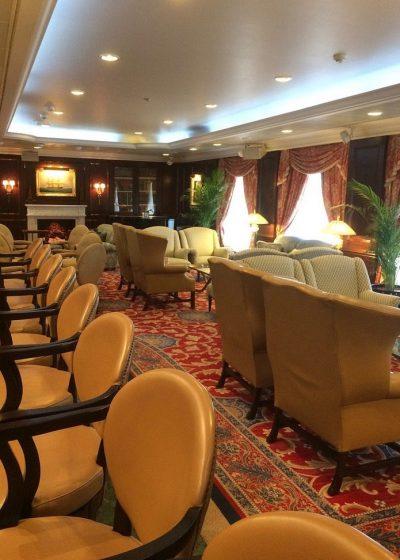 Oceania Cruises Nautica Martini Bar