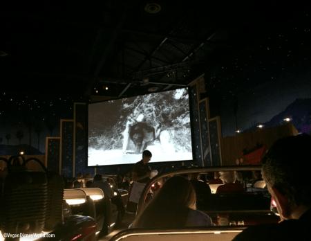 Movie Screen in Sci-Fi