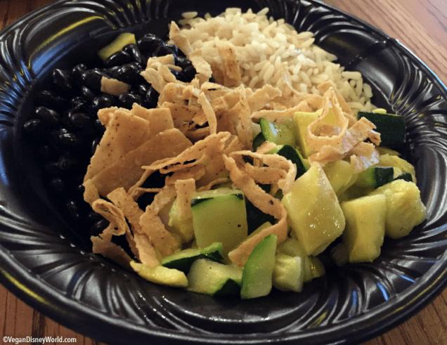 Roasted Vegetable Rice Bowl