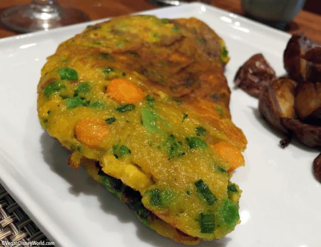 Vegan Omelette