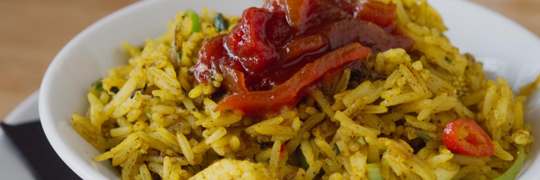 Vegan Food at Akva Edinburgh