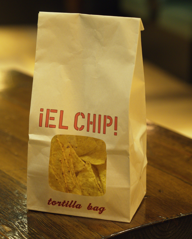 Tortilla bag