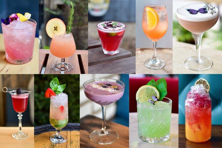 Vegan Cocktails at Edinburgh Cocktail Week