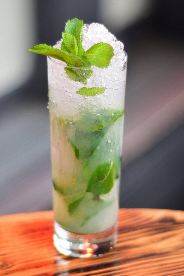 Vegan cocktails at Tonic Edinburgh