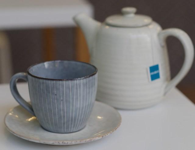 Peppermint tea by Eteaket at Brochan Edinburgh