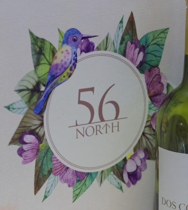 56 North Menu Edinburgh