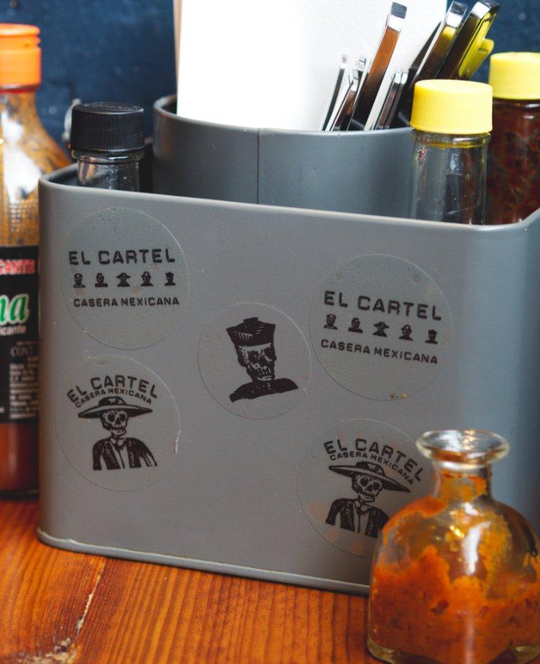 El Cartel Stickers