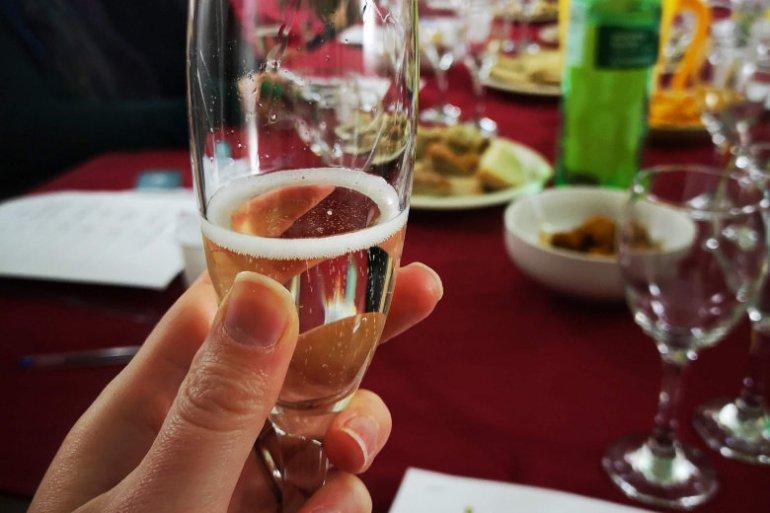 Vegan wine tasting at Vegan Tipples