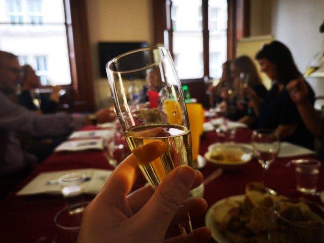 Vegan Tipples Wine Tasting