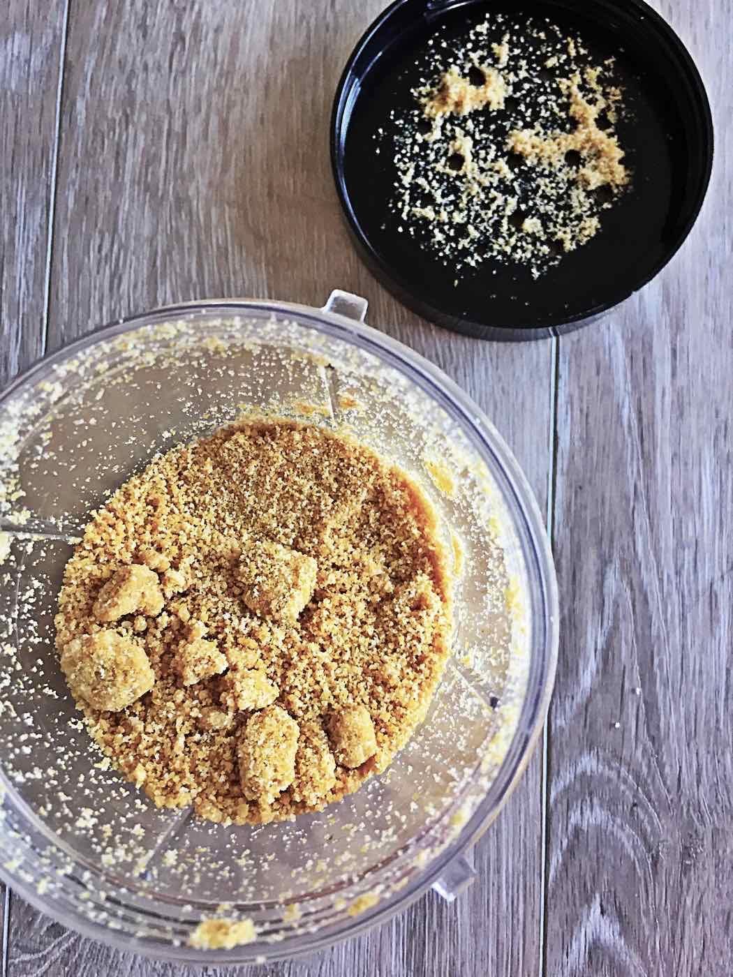 Homemade Vegan Parmesan Cheese