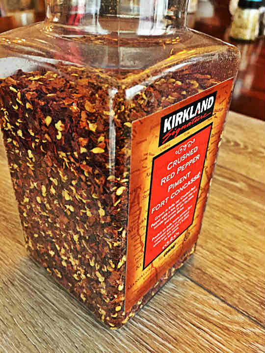 Crushed Red Pepper - Spicy