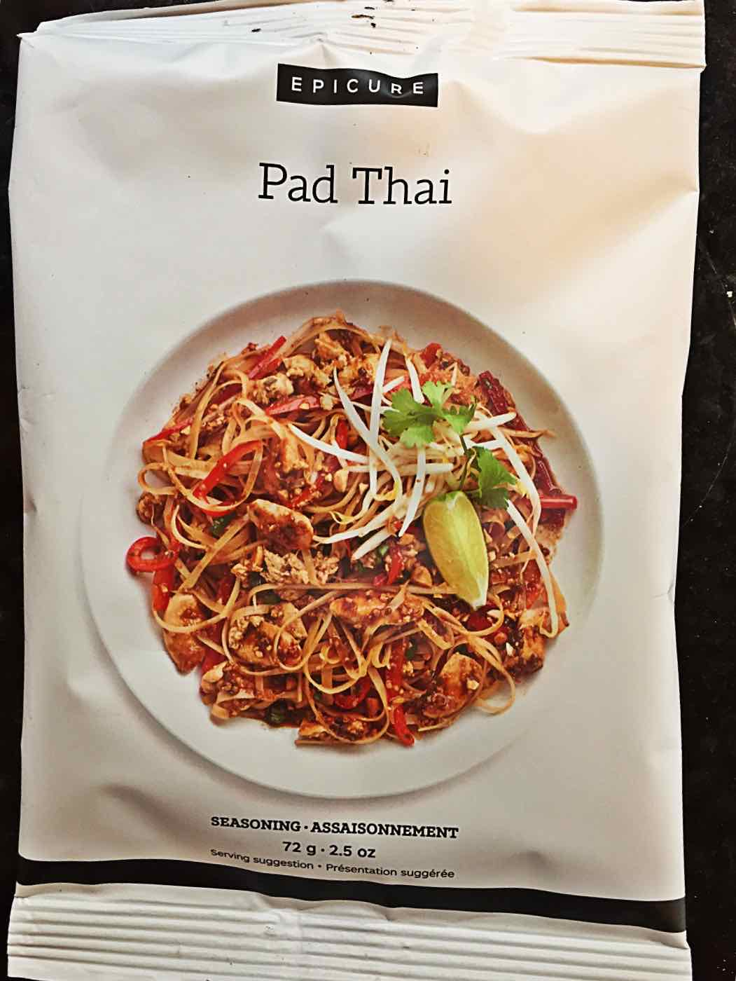 Pad Thai Mix from Canadian Epicure