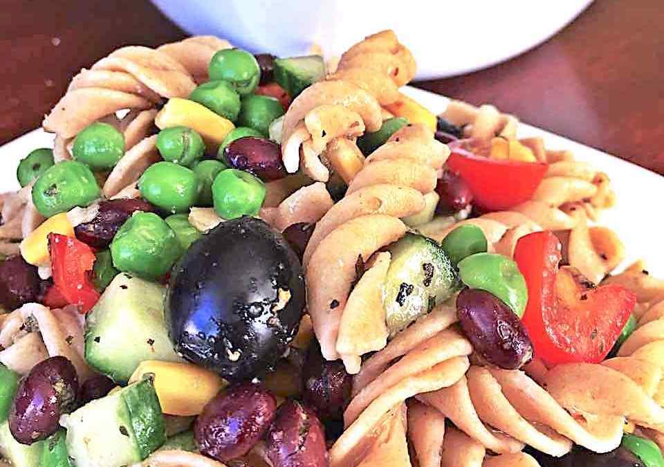 Super Summer-Time Pasta Salad