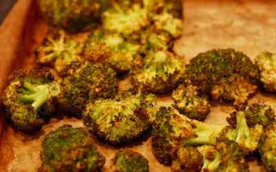 Tahini Roasted Broccoli – Whole-Foods Plant-Based