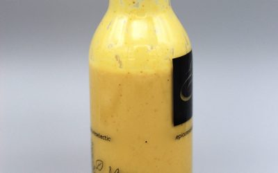 Low FODMAP Healthy Salad Dressing – Spicy Orange