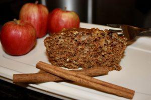 Healthy Vegan Apple Cake