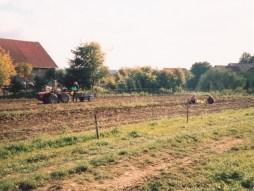 2003 - Noch ist es ein Kartoffelacker