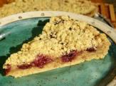 Sauerkirsch-Walnuss-Kuchen
