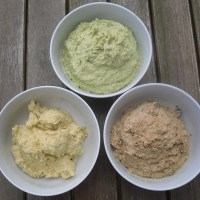 hummus or houmous and variations
