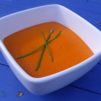 cream of tomato soup #vegan