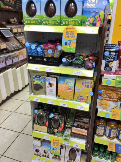 holland & barrett easter