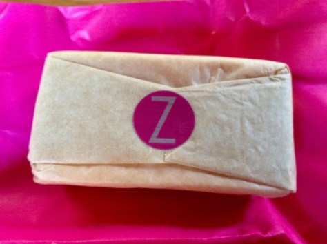Zuzka soap - ethical christmas shopping