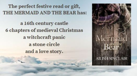 The Mermaid and the Bear, the perfect read for Christmas!