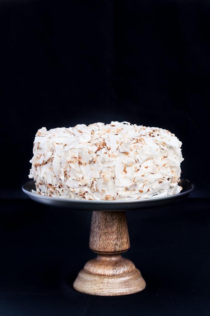 Vegan Coconut Chocolate Cake Recipe Veganfamilyreipes Com Dairyfree Oil