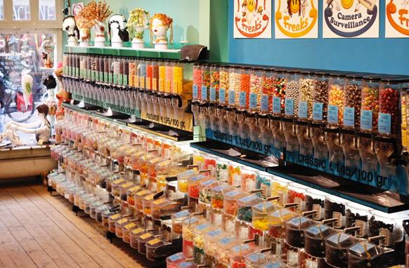 Vegan Candy Amsterdam