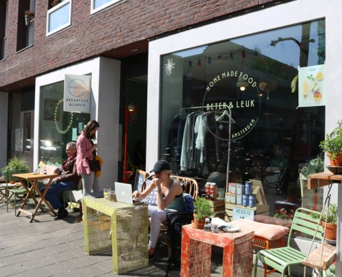Vegan restaurants amsterdam