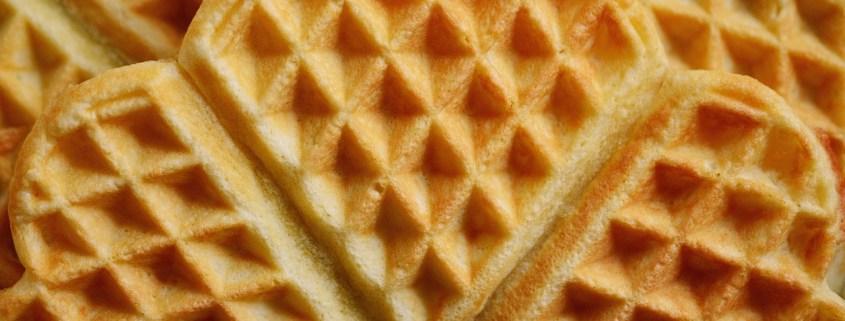 Vegan Waffles Amsterdam