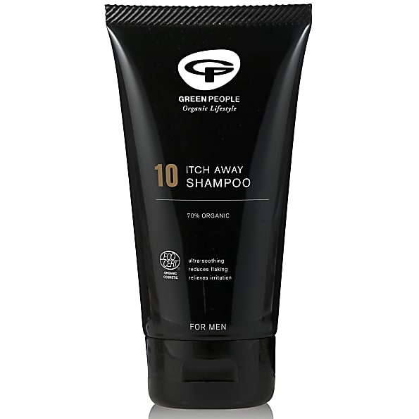 Green People Organic Homme: 10 Itch Away Shampoo tegen jeuk