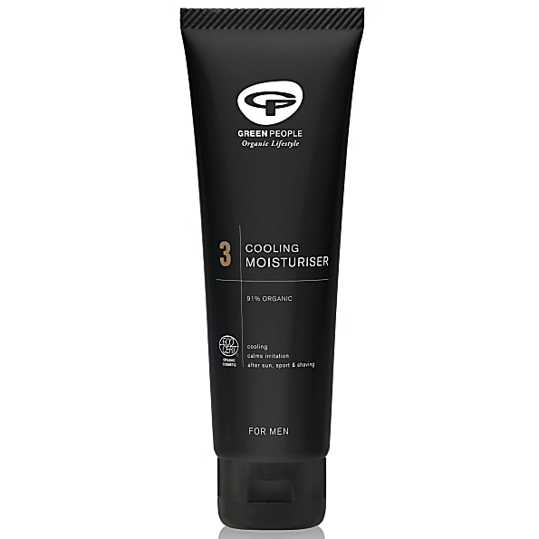 Green People Organic Homme - 3: Cool Down Hydraterende Creme