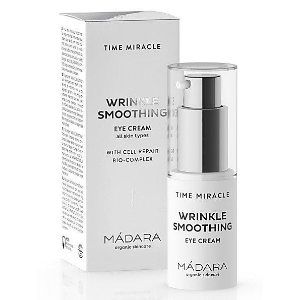 Madara Time Miracle Wrinkle Smooting Eye Cream