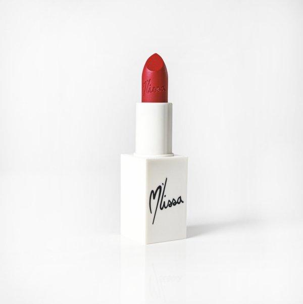 M'lissa - Lipsync - Lippenstift - Vegan, Natuurlijke & Biologische Lipstick - Donkerroze