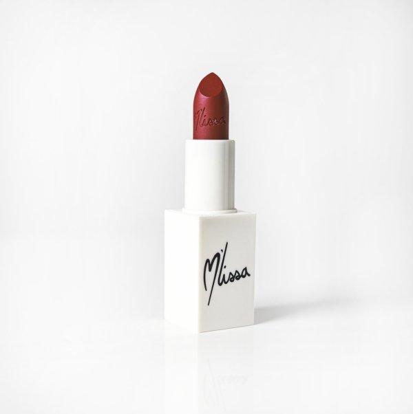 M'lissa - Retro Red - Lippenstift - Vegan, Natuurlijke & Biologische Lipstick - Rood